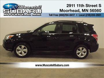 2015 Subaru Forester for sale in Moorhead, MN