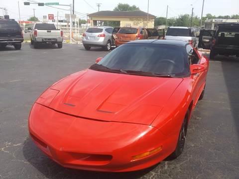 1997 Pontiac Firebird for sale in Corpus Christi, TX