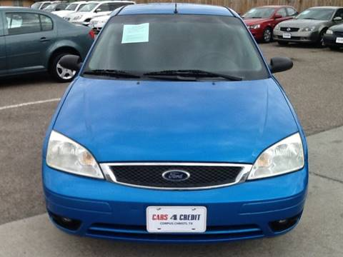 2007 Ford Focus for sale in Corpus Christi, TX