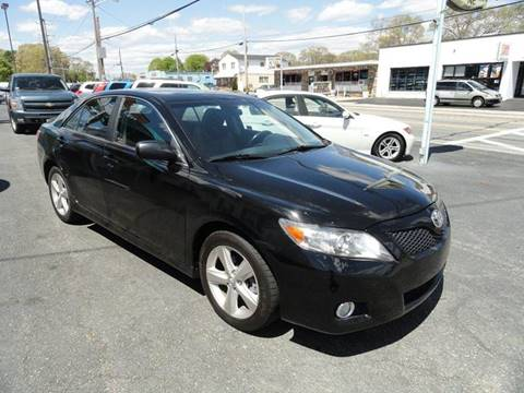 2010 Toyota Camry for sale in Warwick, RI