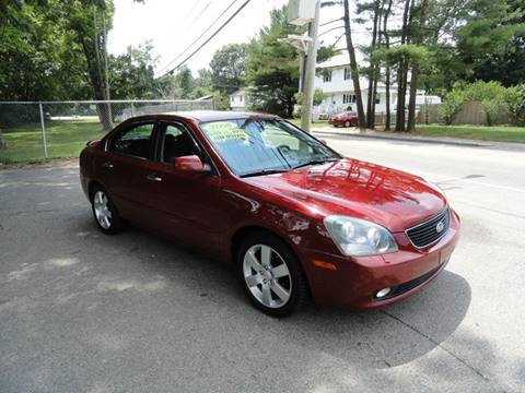2008 Kia Optima for sale in Warwick, RI