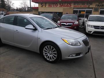 2011 Buick Regal for sale in Detroit, MI