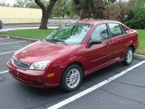 2005 Ford Focus for sale in St Petersburg, FL