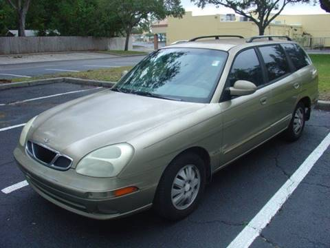 2000 Daewoo Nubira for sale in St Petersburg, FL