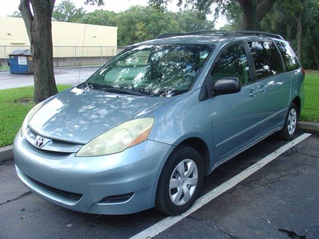 2006 Toyota Sienna For Sale At Florida Prestige Collection In St Petersburg  FL