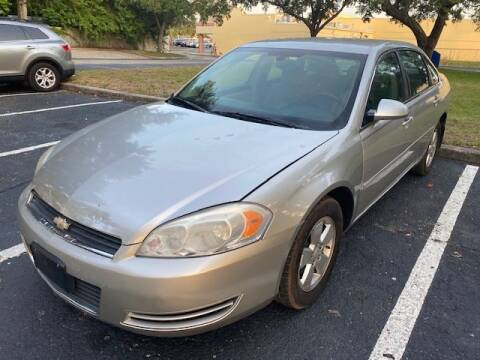 2007 Chevrolet Impala for sale at Florida Prestige Collection in St Petersburg FL