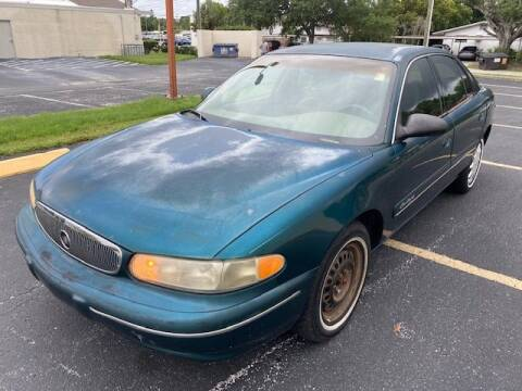 2001 Buick Century for sale at Florida Prestige Collection in St Petersburg FL