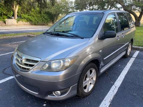 2004 Mazda MPV for sale at Florida Prestige Collection in St Petersburg FL