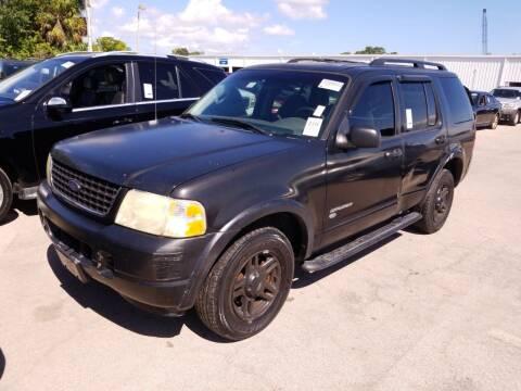 2002 Ford Explorer for sale at Florida Prestige Collection in St Petersburg FL