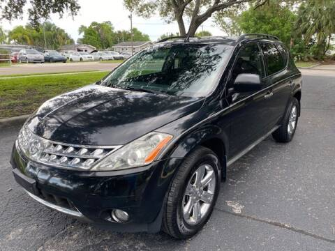 2006 Nissan Murano for sale at Florida Prestige Collection in St Petersburg FL