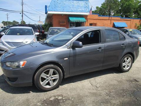 2008 Mitsubishi Lancer for sale in Virginia Beach, VA