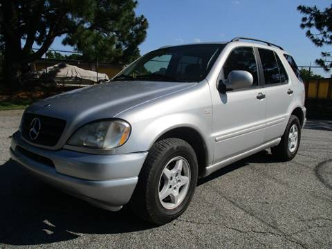 2001 Mercedes-Benz M-Class for sale in Virginia Beach, VA