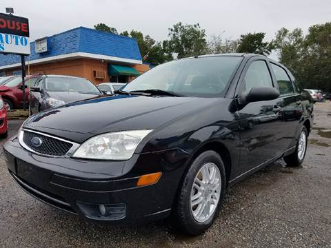 2007 Ford Focus for sale in Virginia Beach, VA