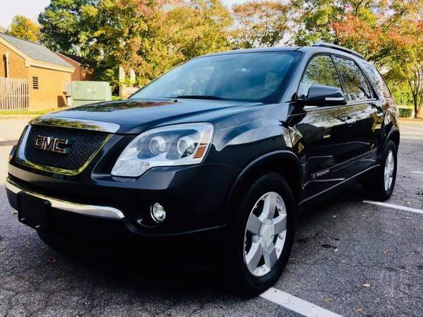 2007 gmc acadia slt 2 in virginia beach va auto house llc. Black Bedroom Furniture Sets. Home Design Ideas