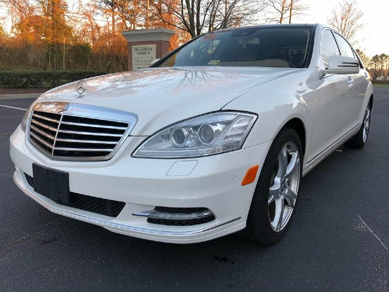 2013 Mercedes Benz S Class For Sale At Auto House LLC In Virginia Beach