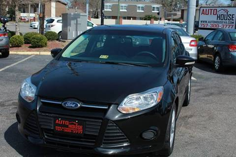 2013 Ford Focus for sale in Virginia Beach, VA
