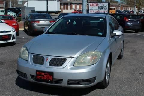 2009 Pontiac G5 for sale in Virginia Beach, VA