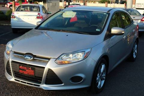 2014 Ford Focus for sale in Virginia Beach, VA