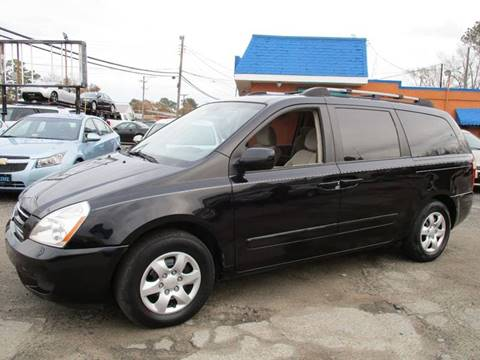 2006 Kia Sedona for sale in Virginia Beach, VA