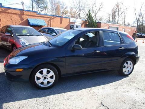 2002 Ford Focus for sale in Virginia Beach, VA