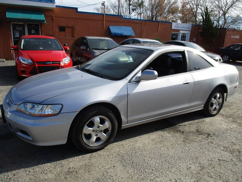 Great 2001 Honda Accord For Sale At Auto House LLC In Virginia Beach VA