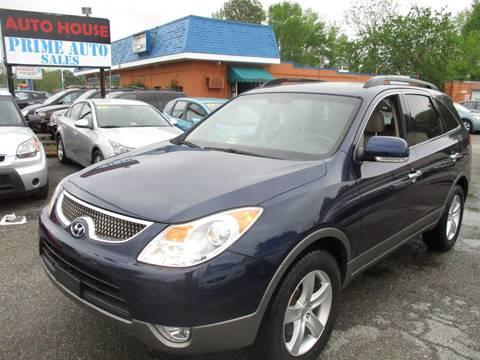 2010 Hyundai Veracruz for sale in Virginia Beach, VA