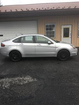 2010 Ford Focus for sale in Lock Haven, PA