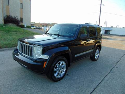 2008 Jeep Liberty for sale at Image Auto Sales in Dallas TX
