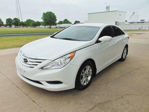 2012 Hyundai Sonata for sale at Image Auto Sales in Dallas TX