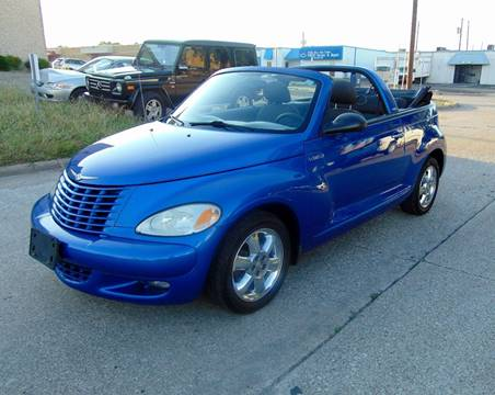 2005 Chrysler PT Cruiser for sale at Image Auto Sales in Dallas TX