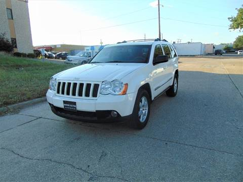 2010 Jeep Grand Cherokee for sale at Image Auto Sales in Dallas TX