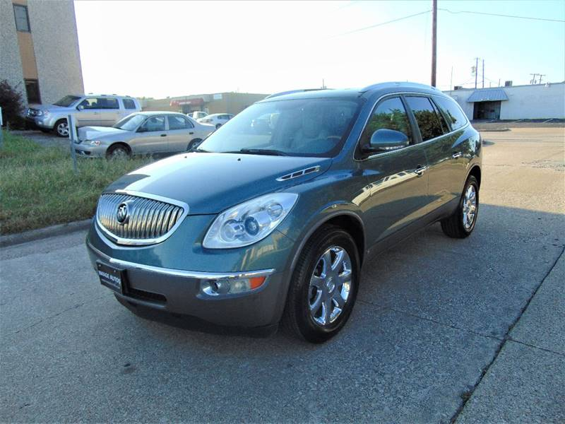 2009 Buick Enclave for sale at Image Auto Sales in Dallas TX