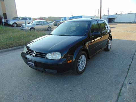 2006 Volkswagen Golf for sale at Image Auto Sales in Dallas TX