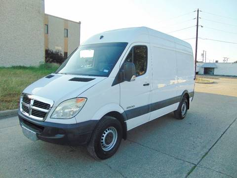 2008 Dodge Sprinter Cargo for sale at Image Auto Sales in Dallas TX