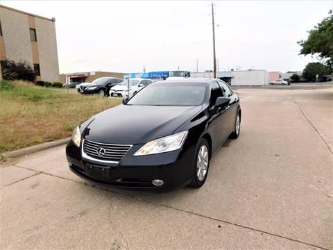2007 Lexus ES 350 for sale at Image Auto Sales in Dallas TX