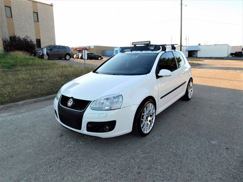 2008 Volkswagen Rabbit for sale at Image Auto Sales in Dallas TX