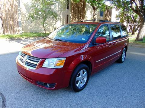 2009 Dodge Grand Caravan for sale at Image Auto Sales in Dallas TX