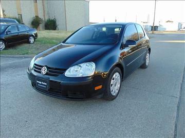 2007 Volkswagen Rabbit for sale at Image Auto Sales in Dallas TX