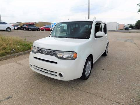 2011 Nissan cube for sale at Image Auto Sales in Dallas TX