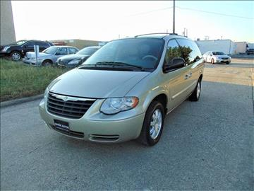 2006 Chrysler Town and Country for sale at Image Auto Sales in Dallas TX