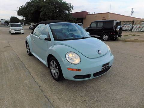 2006 Volkswagen New Beetle for sale at Image Auto Sales in Dallas TX