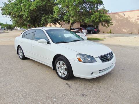 2006 Nissan Altima for sale at Image Auto Sales in Dallas TX