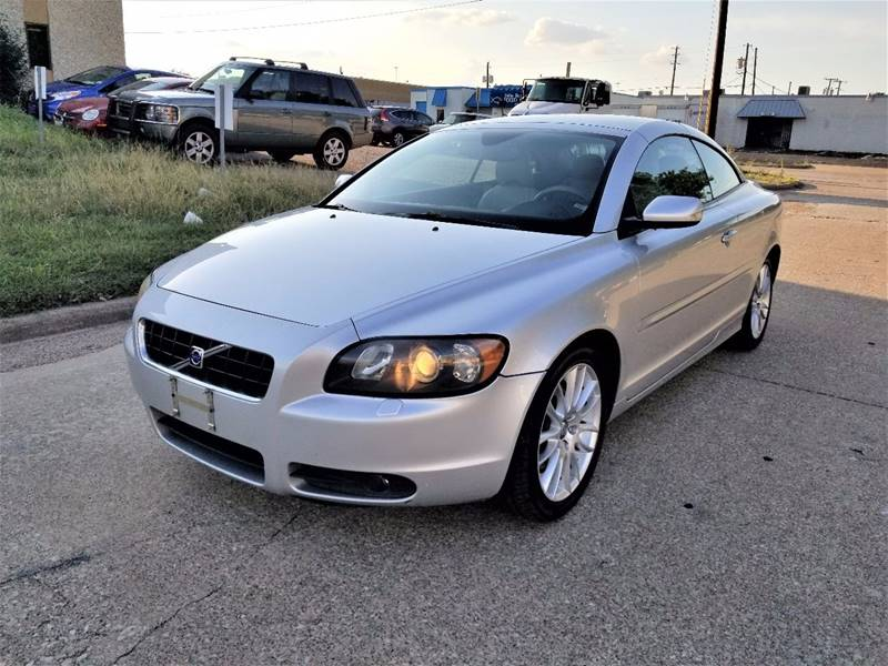 2006 volvo c70 t5 in dallas tx image auto sales. Black Bedroom Furniture Sets. Home Design Ideas
