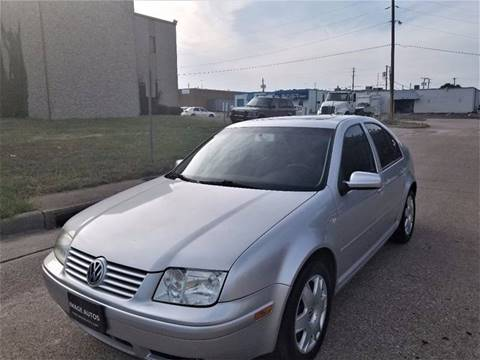 2000 Volkswagen Jetta for sale at Image Auto Sales in Dallas TX