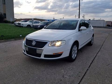 2008 Volkswagen Passat for sale at Image Auto Sales in Dallas TX