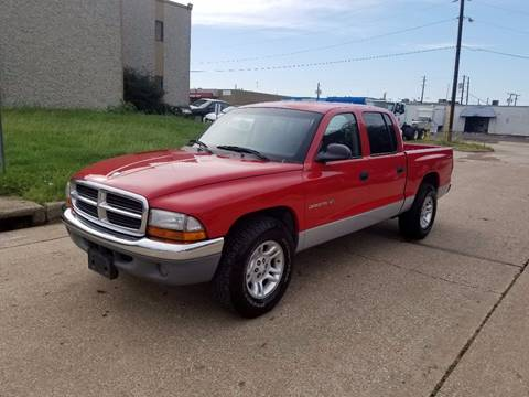 2001 Dodge Dakota for sale at Image Auto Sales in Dallas TX