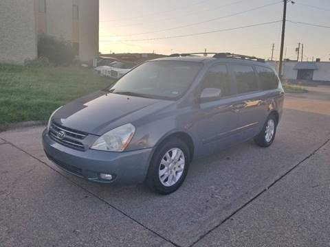 2008 Kia Sedona for sale at Image Auto Sales in Dallas TX
