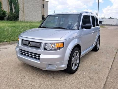 2008 Honda Element for sale at Image Auto Sales in Dallas TX