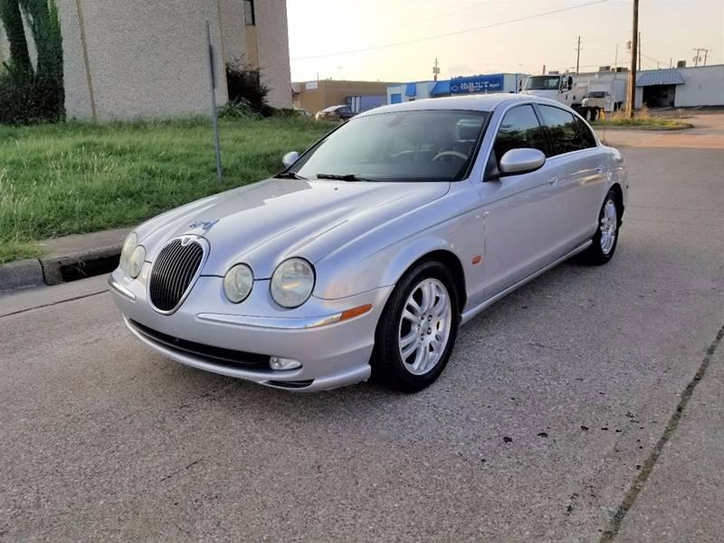 2003 Jaguar S-Type for sale at Image Auto Sales in Dallas TX