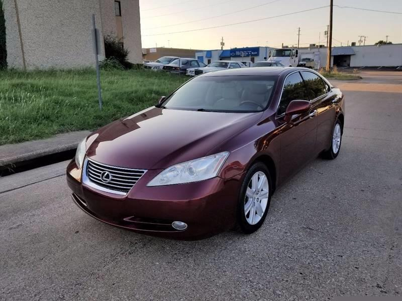 2008 lexus es 350 in dallas tx image auto sales. Black Bedroom Furniture Sets. Home Design Ideas